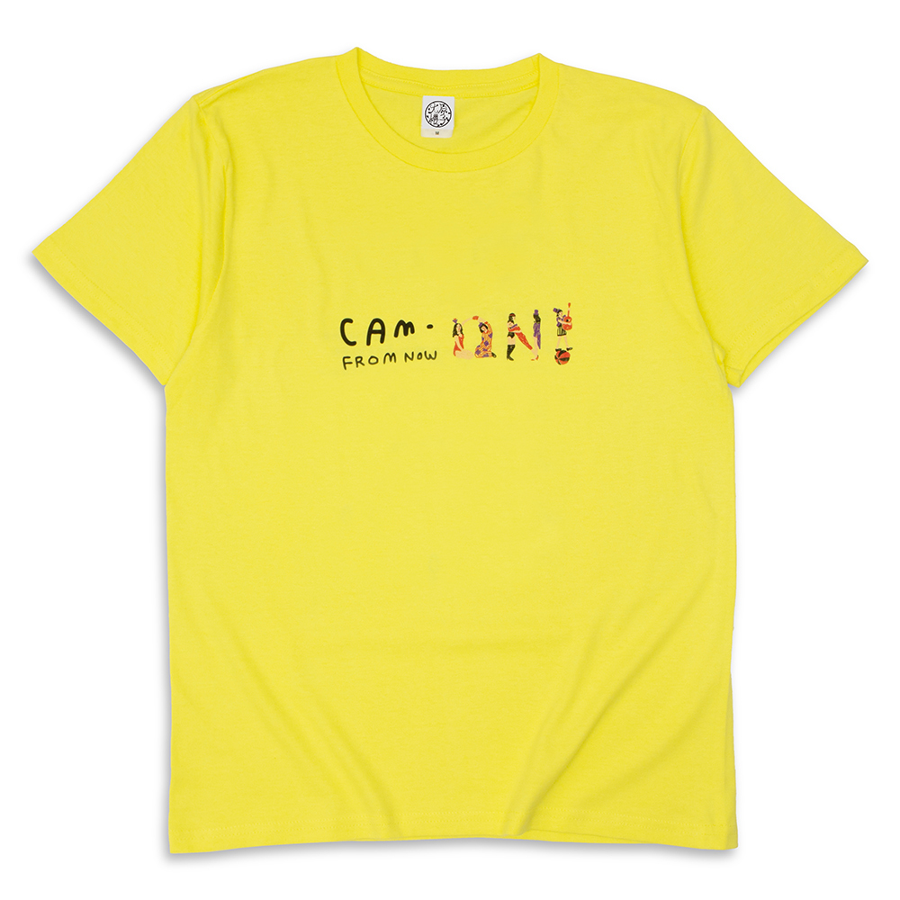 TOUR Tee Yellow